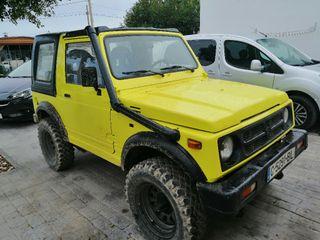 Suzuki Samurai 1995