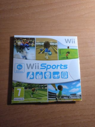 Wii sports como nuevo