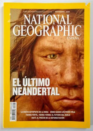 Revista: National Geographic (Noviembre 2008)