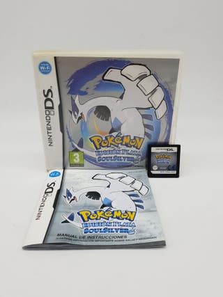 POKEMON PLATA DS