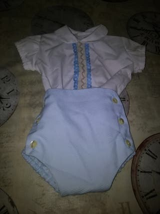 Ranita y camisa