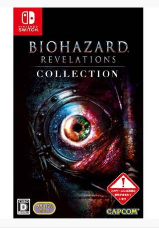Resident evil Revelations Collection Nintendo