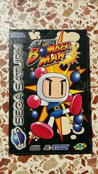 Bomberman de Sega Saturn