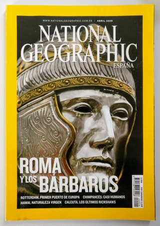 Revista: National Geographic (Abril 2008)