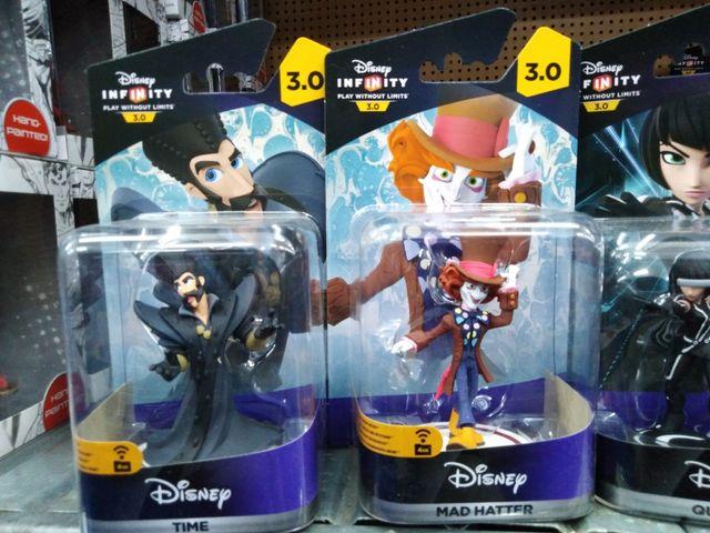 Disney Infinity Figuras 4