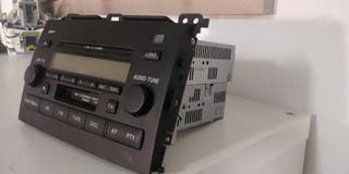 radio cd original de land cruiser 2007