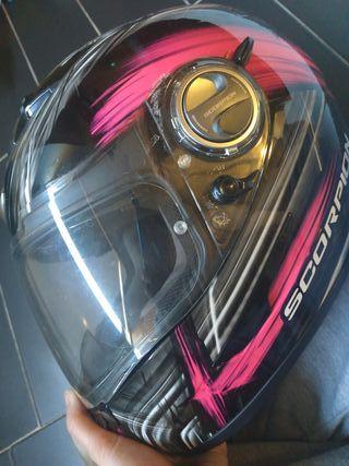 Casco de moto SCORPION talla S