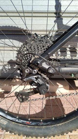 bicicleta eléctrica Peugeot em02fs 27'5plus