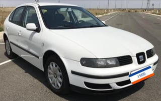 SEAT LEÓN 2001 IMPECABLE