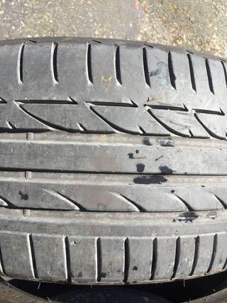 2 neumáticos 245/40/18 97Y
