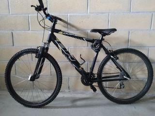 Bicicleta BH Over X como nueva