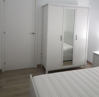 Cama Ikea Brusali + 4cajones + 2mesitas +armario 3