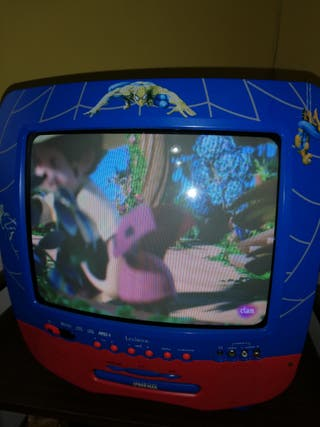 televisor Spiderman dvd