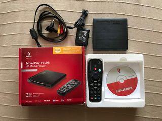 Iomega ScreenPlay TV Link HD Player
