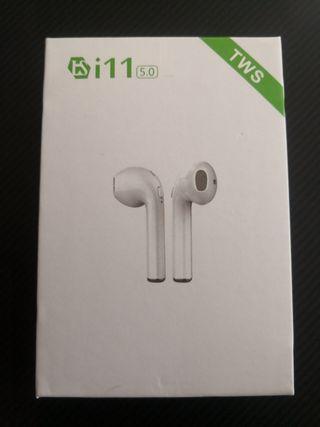 TWS i11 auriculares Bluetooth 5.0 NUEVOS