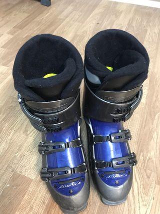 Botas esquí nórdica