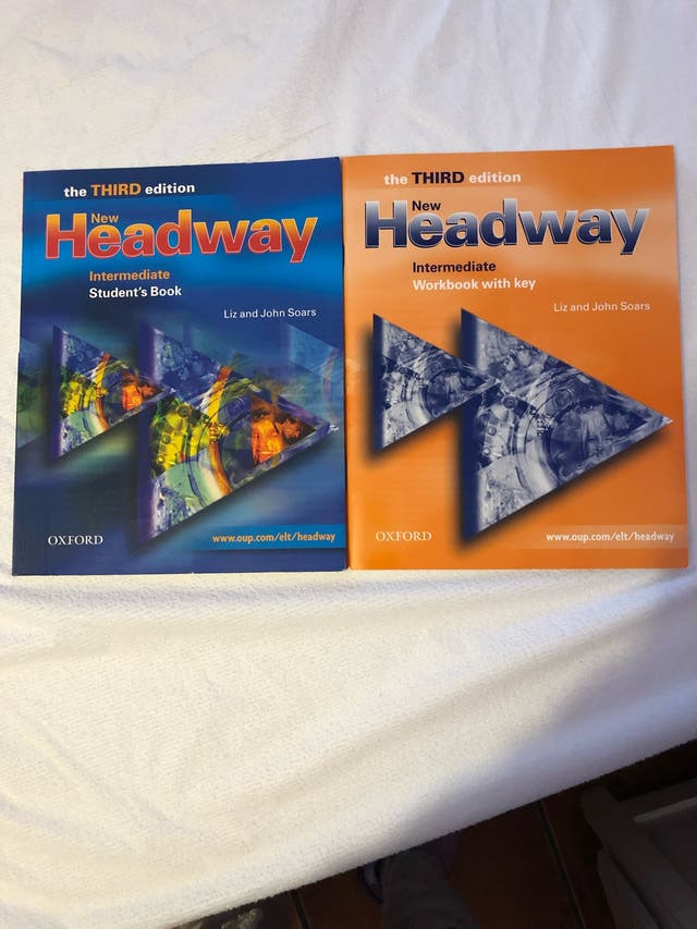 Libro New Headway