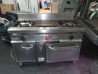 cocina industrial eurast
