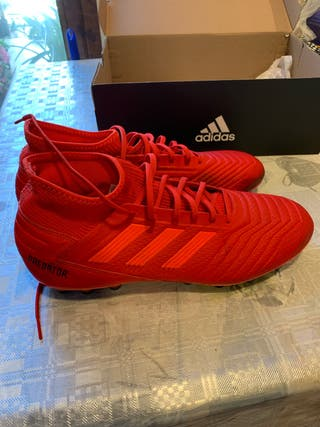 Botas de futbol adidas predator talla 47 1/3