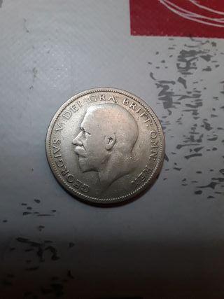 monedas. 1/2 Corona GB