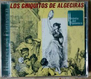 Los chiquitos de Algeciras. Paco y Pepe de Lucia