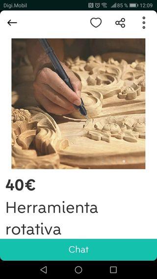 HERRAMIENTA ROTATIVA INALAMBRICO NUEVA