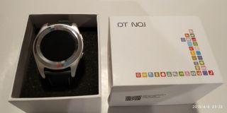 Reloj Smartwatch DT NO.1 G6 correa resina avanzada