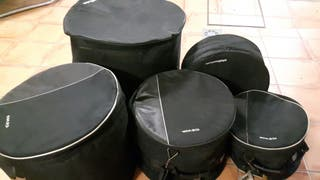 Set de fundas para batería Gewa y Millenium