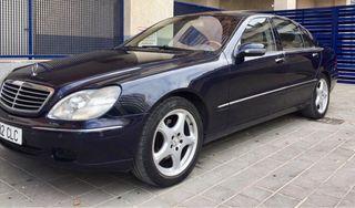 Mercedes-Benz Clase S 3.2 V6 Automático
