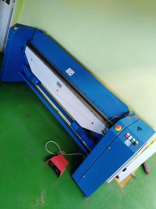 Plegadora MetallKraft MSBM 2020-15 PRO