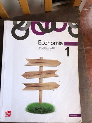 Economía 1ro de BACHILLERATO