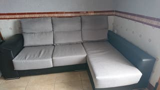 sofá cheise longue