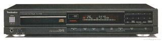 Reproductor de CD Technics SL-P250