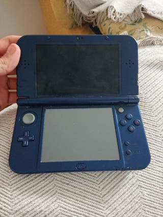 new nintendo 3DS XL usad
