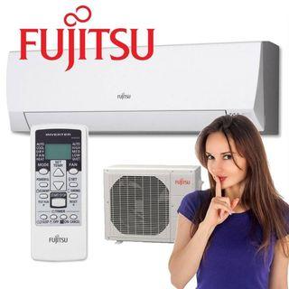Aire acondicionado Fujitsu ASY 25 UILLCC
