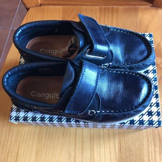 Zapatos Napa Marino N 31