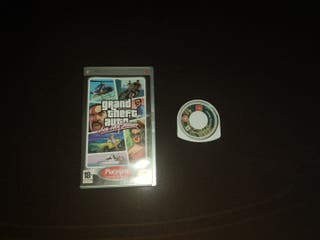 VIDEOJUEGO PSP GRAND THEFT AUTO VICE CITY STORIES