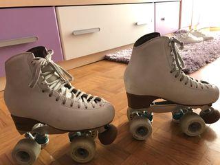 Patines de patinaje artístico profesional