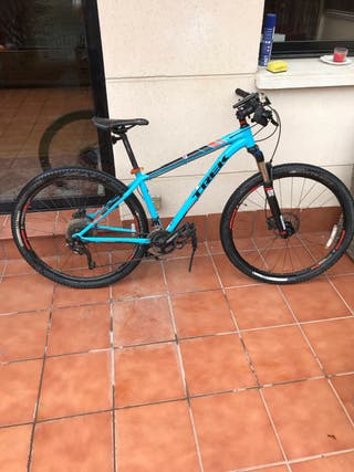 Bicicleta de montaña TREK X-Caliber 9