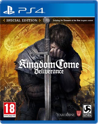 Ps4 kingdom deliverance