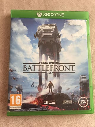 Videojuego BattleFront Xbox One