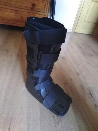 bota para pierna escayoladas