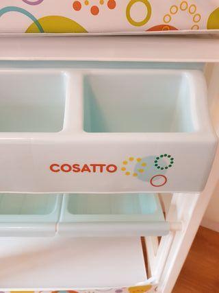 Bañera cambiador Cosatto