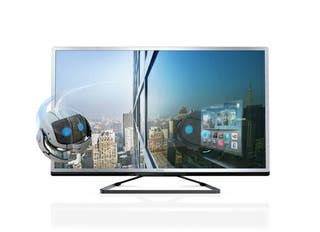 Smart TV 3D LED Philips 55' ultrafino