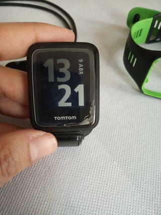 Reloj deportivo TomTom runner 3