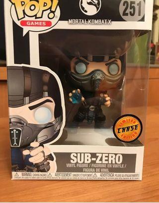 Funko Pop Sub Zero Chase