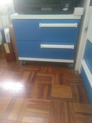 Sillas de escritorio juveniles de segunda mano en wallapop for Silla para escritorio en dormitorio juvenil