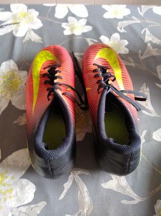Botas Nike Mercurial futbol