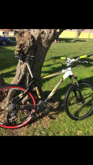 Bicicleta de montaña 26 aluminio