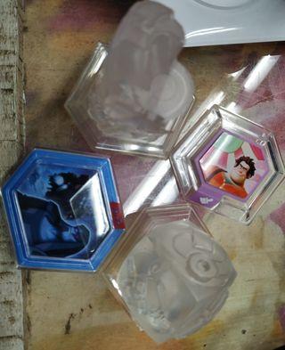Base Disney Infinity + figuras